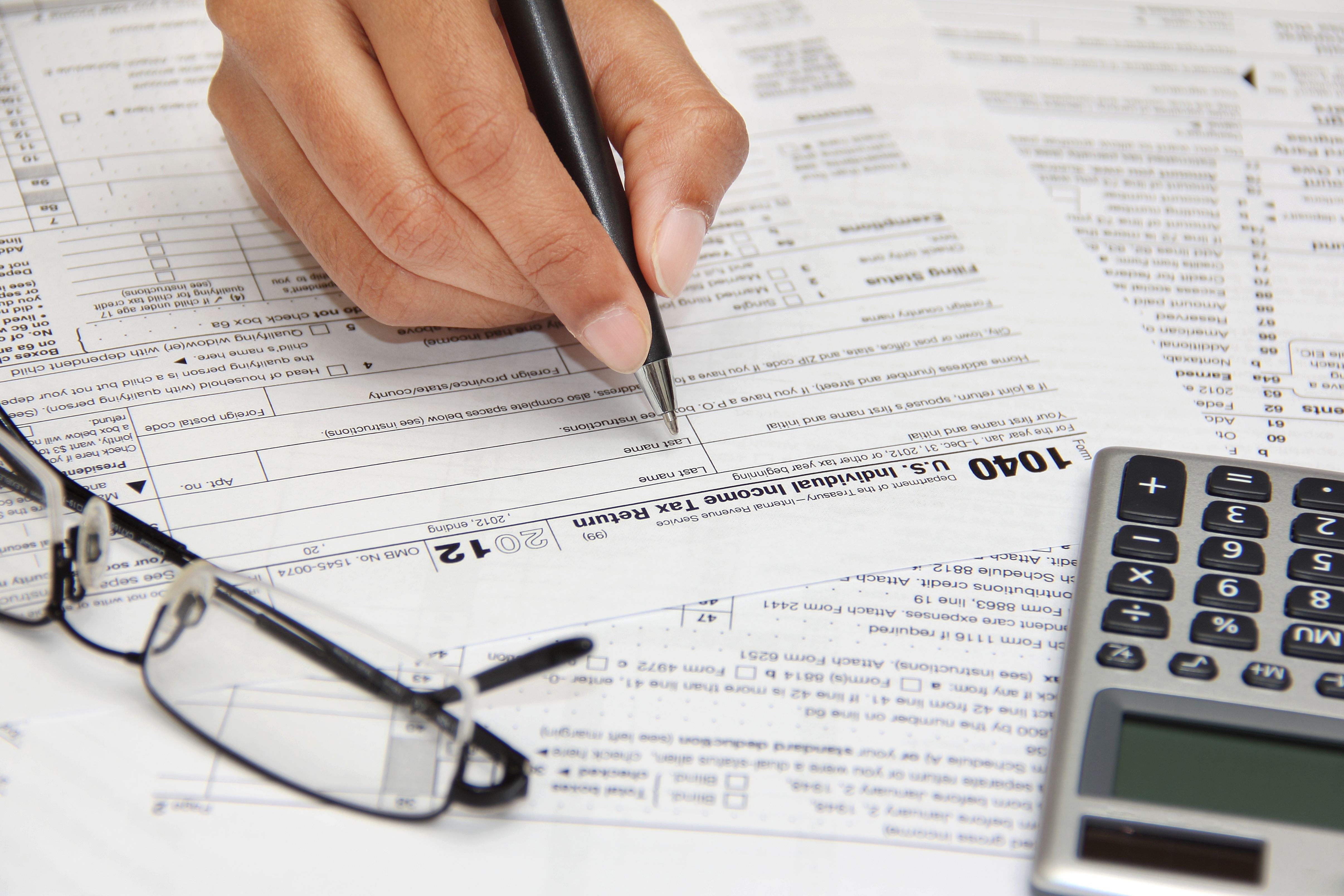 Form 1040 Tax Forms And Finance Virginia Community Healthcare